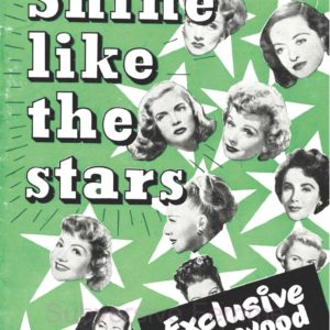 shine like the stars knitting pattern makeup hollywood 1940s