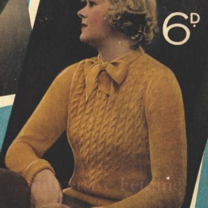 leachs knitting pattern