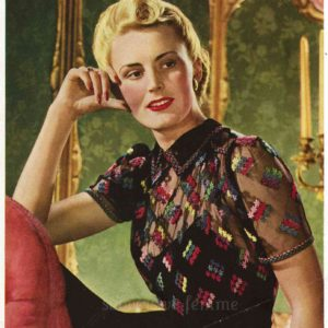 stitchcraft magazine 1940s