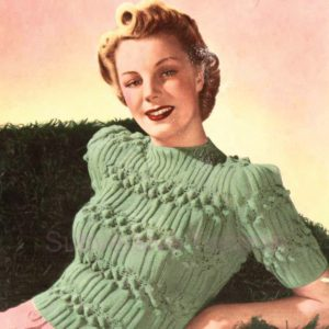 stitchcraft magazine 1930s knitting patterns vintage