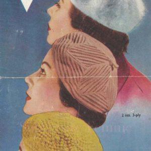 bestway b2515 knitting pattern beret