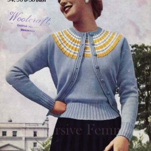 marriners 175 vintage knitting patterns