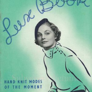 lux knitting patterns book australia magazine vintage
