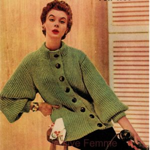 1950s australian womens weekly knitting book patterns 1956 chunky