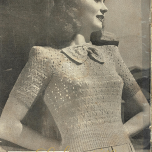 1940s knitting patterns
