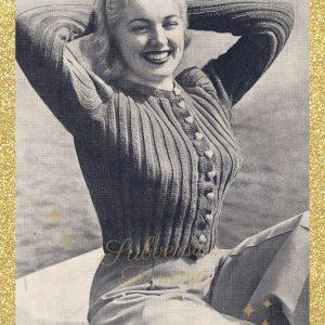 mary beth hughes actress knitting pattern